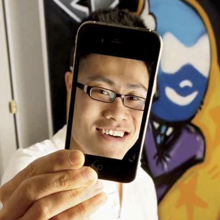 BCom alumnus Arnold Leung