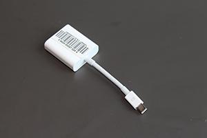 MAC VGA adapter